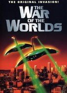 The War of the Worlds - DVD movie cover (xs thumbnail)