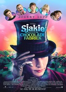 Charlie and the Chocolate Factory - Dutch Movie Poster (xs thumbnail)