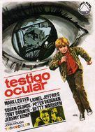 Eyewitness - Spanish Movie Poster (xs thumbnail)