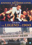 La leggenda del pianista sull'oceano - Dutch Movie Cover (xs thumbnail)