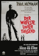 Hud - German Movie Poster (xs thumbnail)