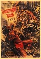 Jungle Book - German Movie Poster (xs thumbnail)