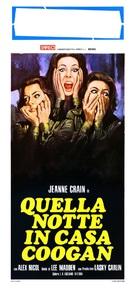 The Night God Screamed - Italian Movie Poster (xs thumbnail)