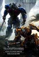 Transformers: The Last Knight - Spanish Movie Poster (xs thumbnail)