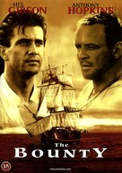 The Bounty - Danish DVD movie cover (xs thumbnail)