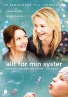 My Sister's Keeper - Swedish DVD movie cover (xs thumbnail)