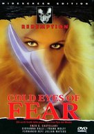 Gli occhi freddi della paura - DVD cover (xs thumbnail)