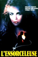 Spellbinder - French VHS movie cover (xs thumbnail)
