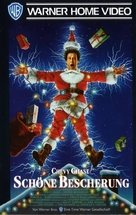 Christmas Vacation - German VHS movie cover (xs thumbnail)