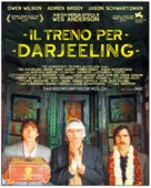 The Darjeeling Limited - Swiss Movie Poster (xs thumbnail)