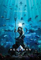 Aquaman - Finnish Movie Poster (xs thumbnail)