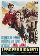 The Professionals - Italian Movie Poster (xs thumbnail)