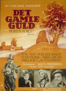 Det gamle guld - Danish Movie Poster (xs thumbnail)