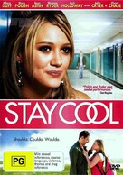 Stay Cool - Australian DVD cover (xs thumbnail)