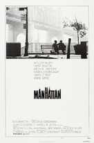 Manhattan - Theatrical movie poster (xs thumbnail)