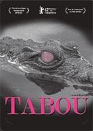 Tabu - French Movie Poster (xs thumbnail)