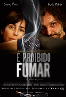 É Proibido Fumar - Brazilian Movie Poster (xs thumbnail)