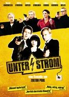 Unter Strom - German Movie Cover (xs thumbnail)
