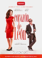 Corazón de León - Argentinian Movie Poster (xs thumbnail)