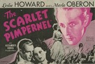 The Scarlet Pimpernel - Movie Poster (xs thumbnail)
