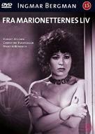 Aus dem Leben der Marionetten - Danish DVD cover (xs thumbnail)