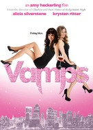 Vamps - DVD movie cover (xs thumbnail)