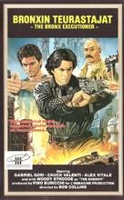 Giustiziere del Bronx, Il - Finnish VHS cover (xs thumbnail)