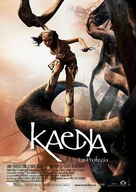 Kaena - Spanish Movie Poster (xs thumbnail)
