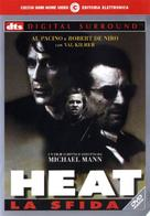 Heat - Italian HD-DVD movie cover (xs thumbnail)