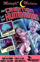 The Creation of the Humanoids - Movie Cover (xs thumbnail)