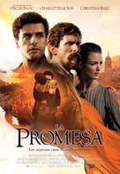 The Promise - Spanish Movie Poster (xs thumbnail)