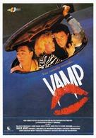 Vamp - Spanish Movie Poster (xs thumbnail)