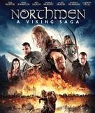 Northmen: A Viking Saga - Blu-Ray cover (xs thumbnail)