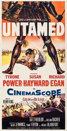 Untamed - Movie Poster (xs thumbnail)