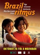 Brasileirinho - Hungarian Movie Poster (xs thumbnail)
