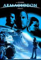 Armageddon - Czech DVD cover (xs thumbnail)