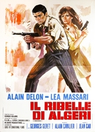 L'insoumis - Italian Movie Poster (xs thumbnail)