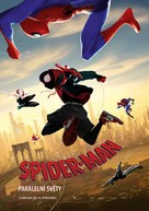 Spider-Man: Into the Spider-Verse - Czech Movie Poster (xs thumbnail)