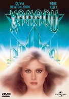 Xanadu - Norwegian Movie Cover (xs thumbnail)