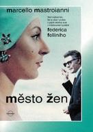 La città delle donne - Czech DVD cover (xs thumbnail)