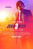 John Wick: Chapter 3 - Parabellum - Brazilian Movie Poster (xs thumbnail)