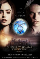 The Mortal Instruments: City of Bones - Turkish Movie Poster (xs thumbnail)