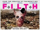 Filth - British Movie Poster (xs thumbnail)