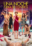 Rough Night - Spanish Movie Poster (xs thumbnail)