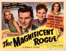 The Magnificent Rogue - Movie Poster (xs thumbnail)