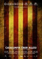 Catalunya über alles! - Andorran Movie Poster (xs thumbnail)