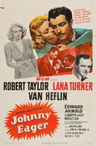 Johnny Eager - Re-release movie poster (xs thumbnail)