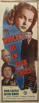 I Wouldn't Be in Your Shoes - Movie Poster (xs thumbnail)