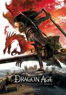 Dragon Age: Dawn of the Seeker - Movie Cover (xs thumbnail)