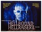 Hellbound: Hellraiser II - British Movie Poster (xs thumbnail)